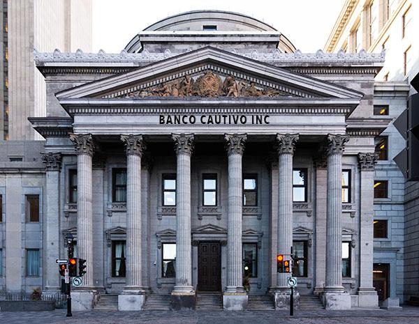 Banco Cautivo
