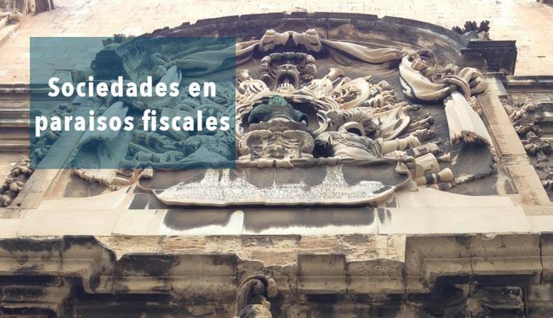 Sociedades en paraísos fiscales